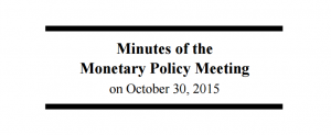 BOJ – Minutes of the Monetary Policy Meeting