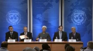 IMF Economic Outlook for the United States