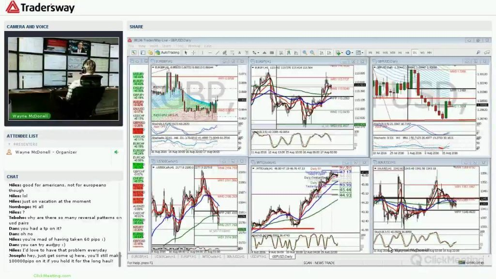 Forex trading video course