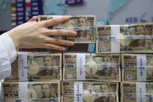 """The market may require the """"safe haven"""" Yen"""